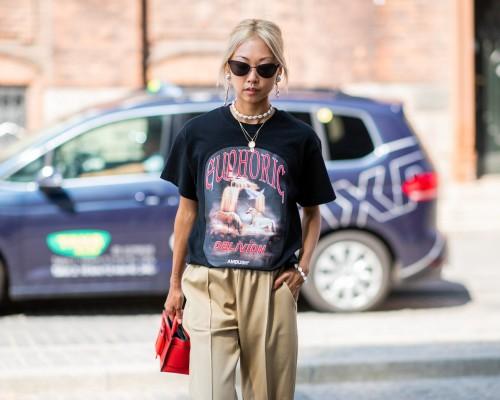 Top Modele De Tricouri Dama Care Se Poarta In Acest An