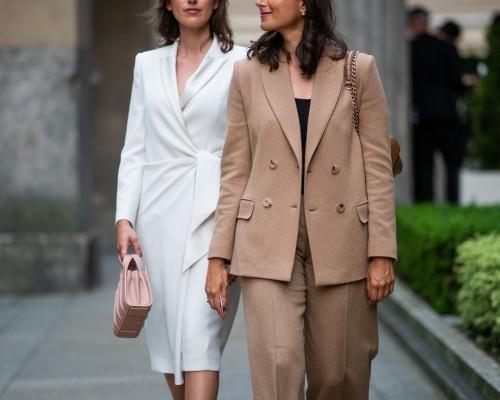 Sacouri dama si blazere - Ce modele se poarta in acest an