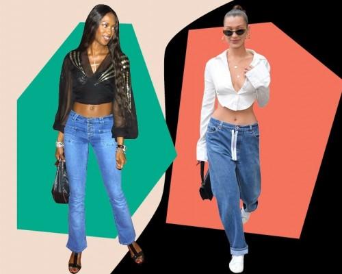 Blugi la moda - Tendintele anului 2020