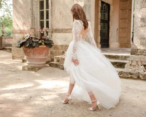 Pantofi de mireasa la moda