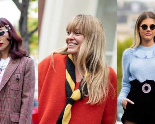 Tendinte de par lung - cele mai purtate forme, culori si coafuri 2020