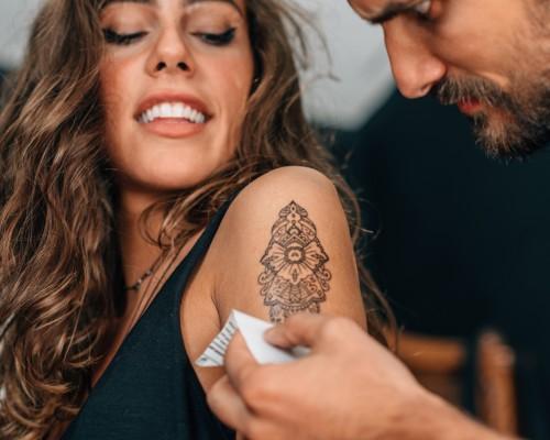 Tatuaje temporare – alege dintre peste 30 modele interesante