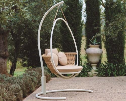 Modele interesante de leagane pentru relaxare si veselie in gradina ta