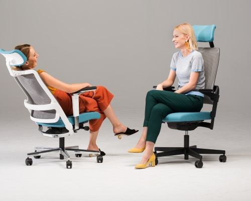 Alege din peste 20 modele de scaun birou pentru orice stil de amenajare interioara