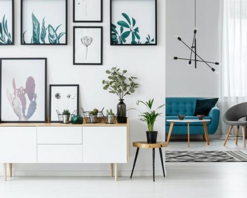 Descopera peste 40 modele de tablouri pictate pentru personalizarea cu stil a locuintei tale