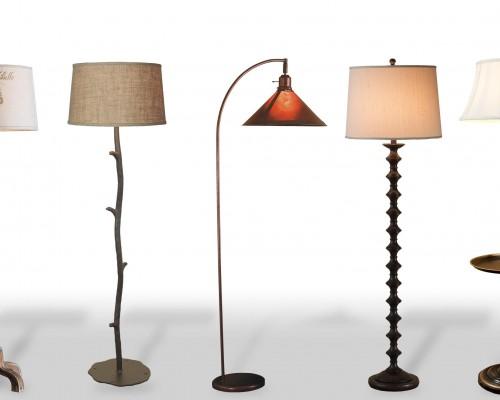 Peste 30 modele de lampadare din care sa alegi pentru amenajarea cu stil a casei tale