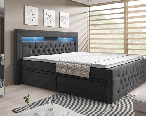 Vezi care sunt cele mai noi modele de paturi matrimoniale din care poti alege pentru amenajarea dormitorului tau