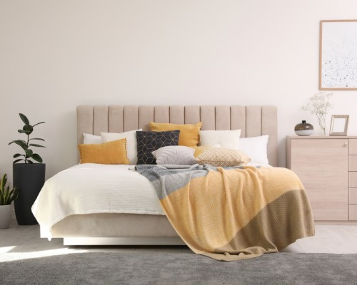 Dormitorul, cum să îl transformi într-un spaţiu cozzy