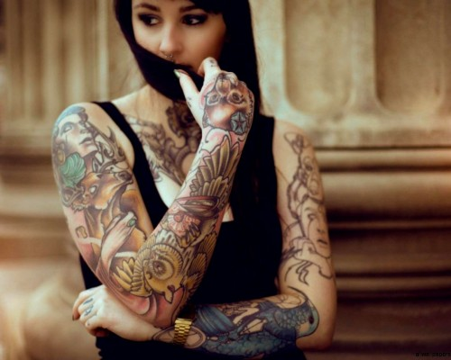 Idei de Tatuaje | Peste 450 + Poze Din Care Te Poti Inspira